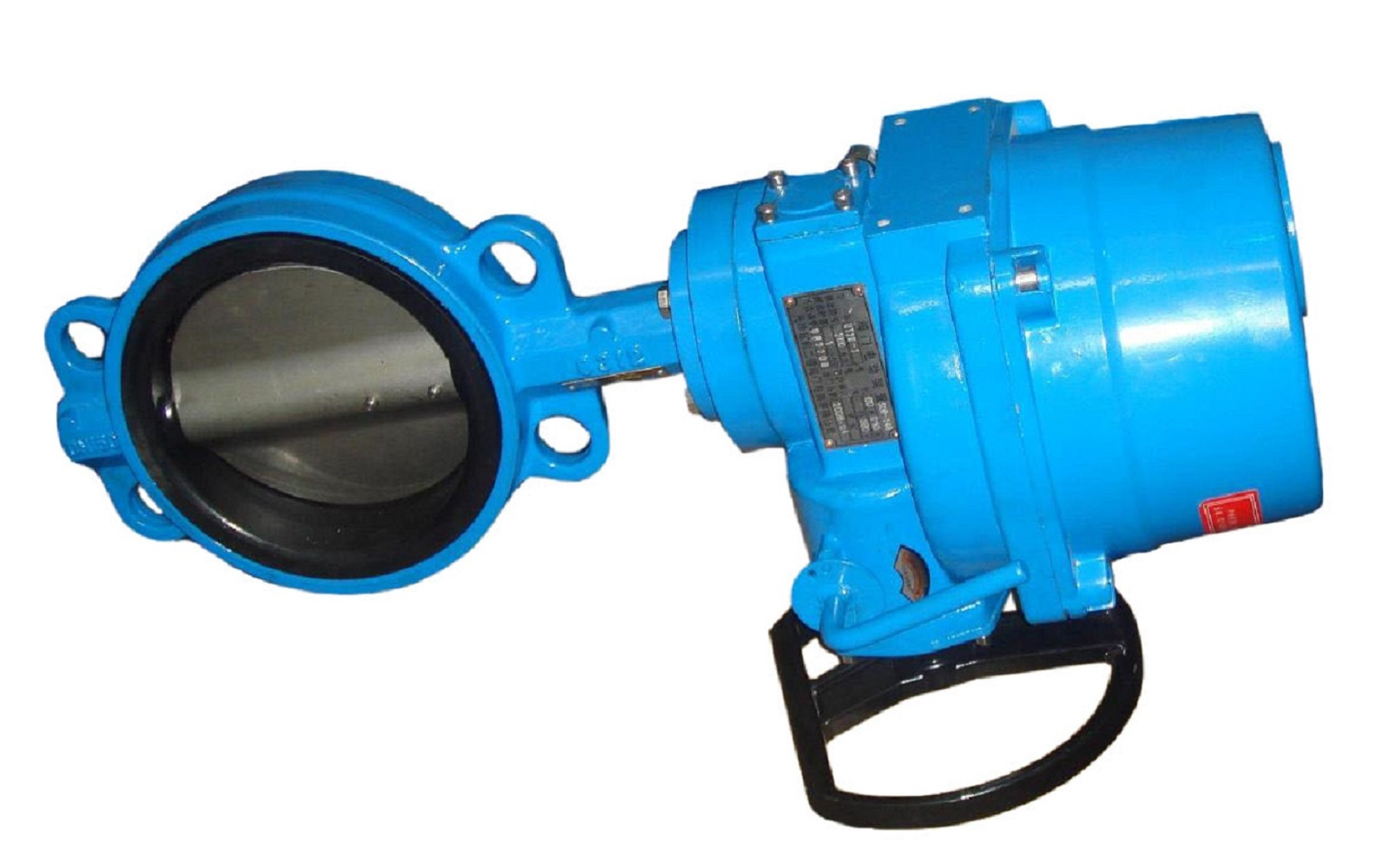 Electric actuated Wafer Butterfly Valve
