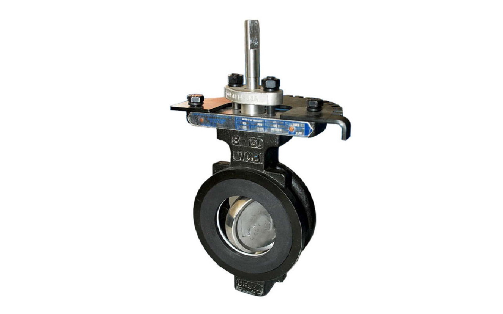 High Performance Corrosion Resistant Butterfly Valve