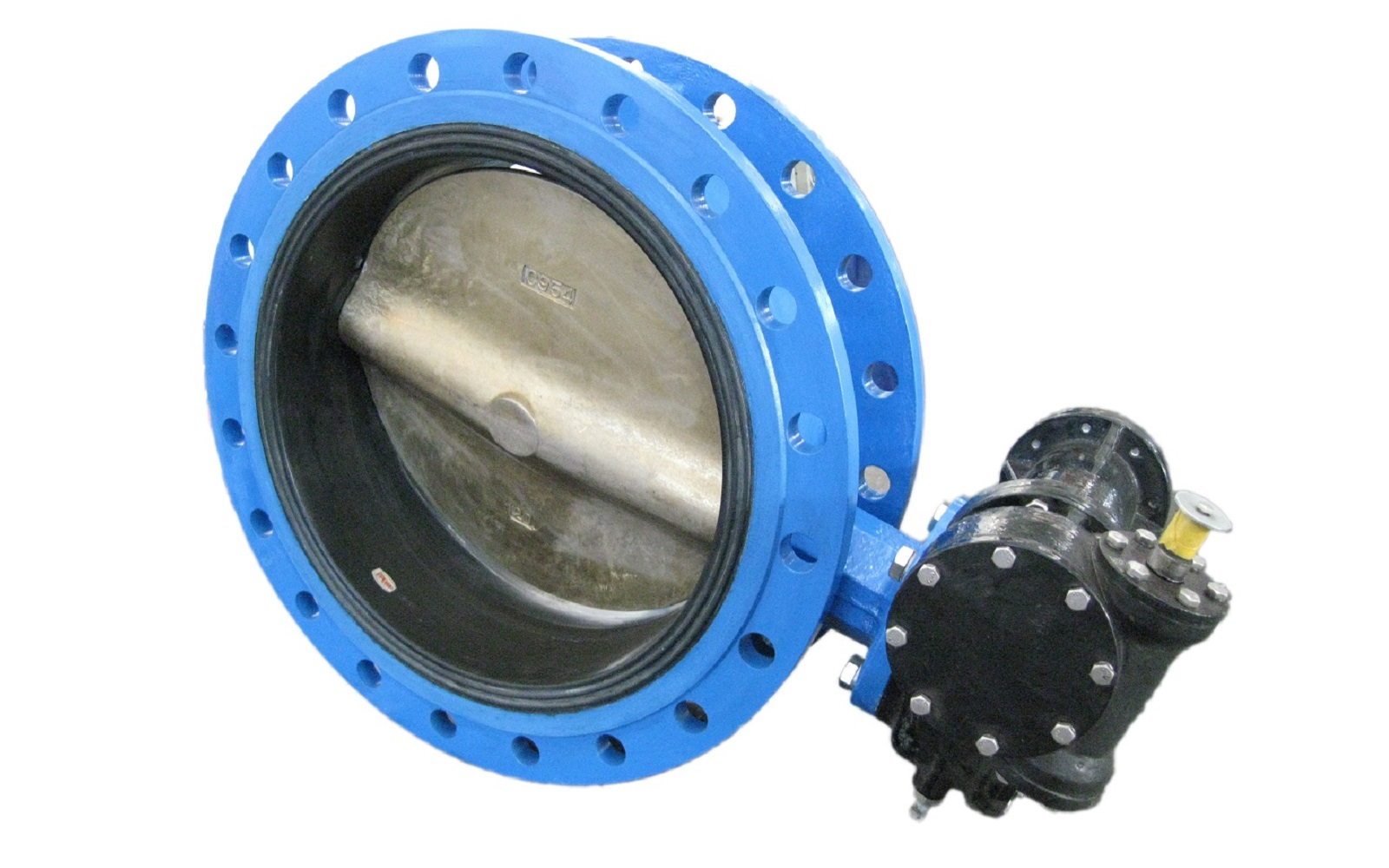 Marine/Seawater Usage Flanged Butterfly Valve