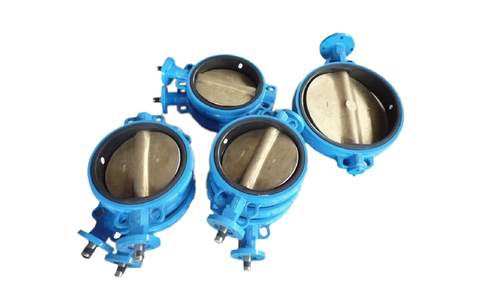 Marine/Seawater Usage Wafer Butterfly Valve