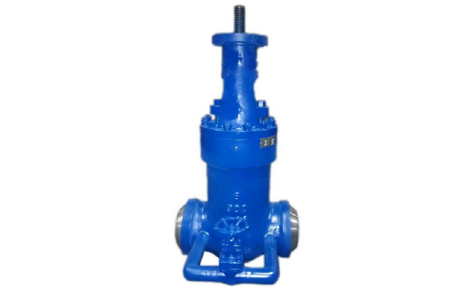 Power Station Usage Gate Valve