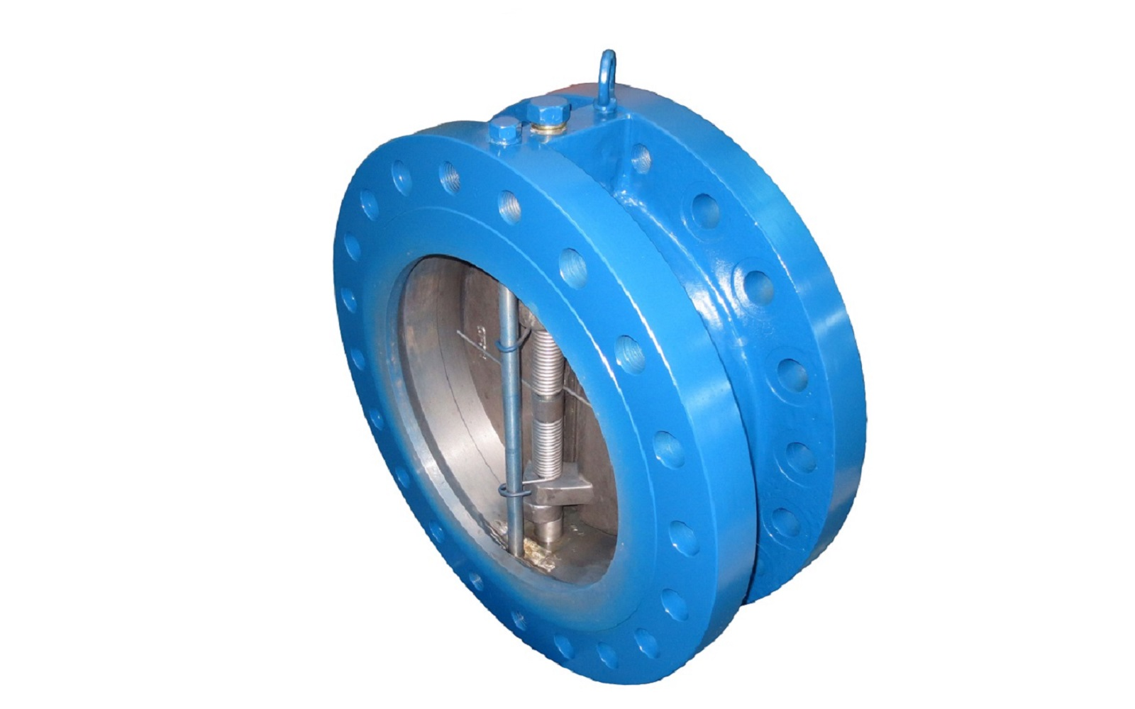 Wafer Flange Type Dual Plates Check Valve