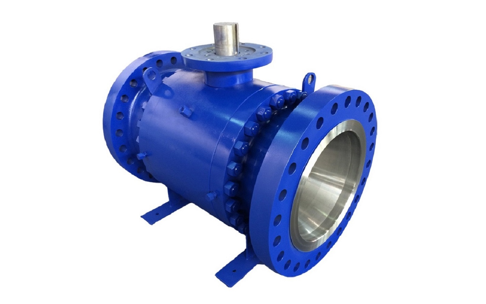 3-Piece Trunnion RB Forged Ball Valve