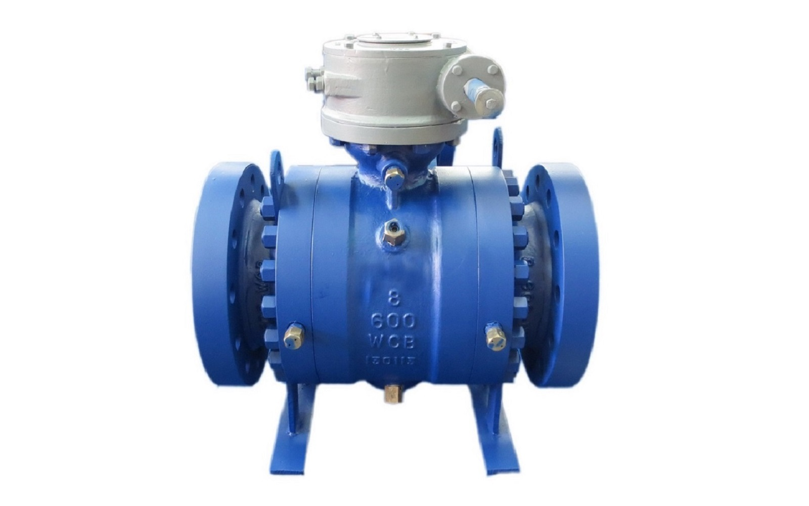 3-Piece Trunnion FB Cast Ball Valve