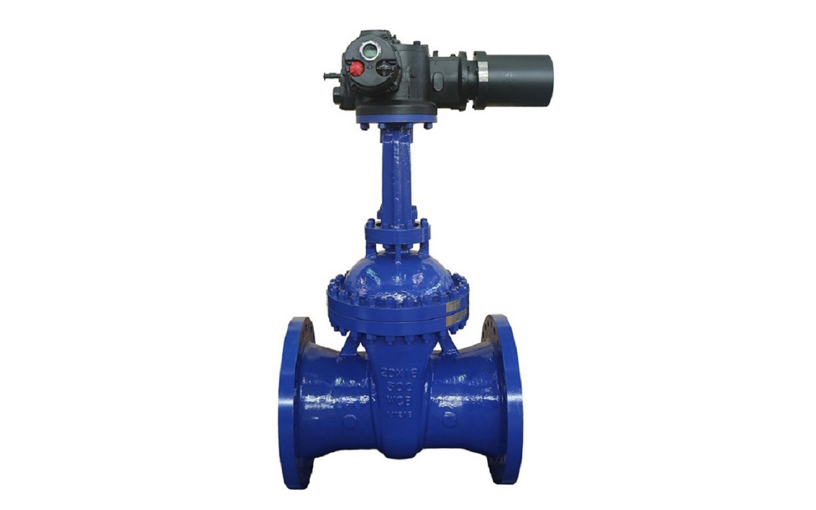 API 600 Reduced Port Motorised Gate Valve
