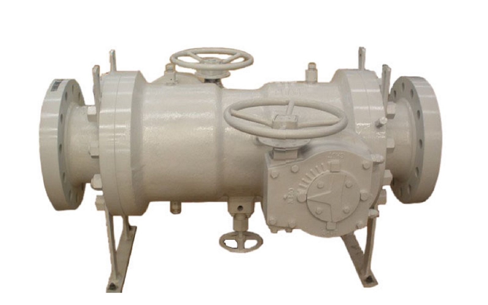 Cast Double Block & Bleed Ball Valve