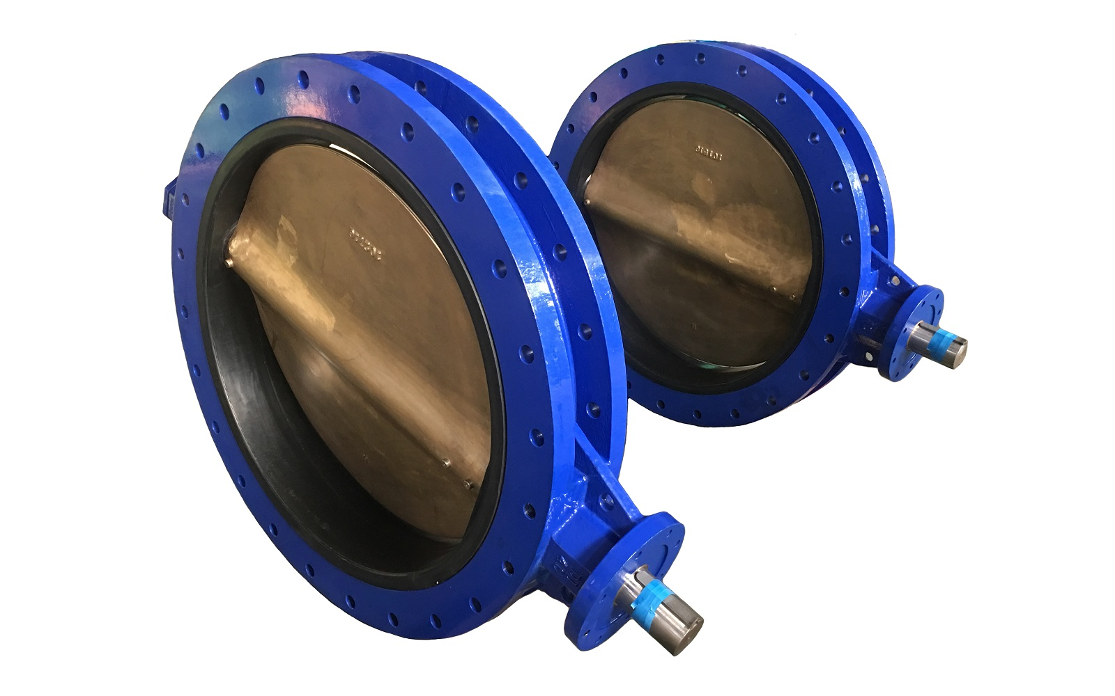 Short Pattern Flanged Marine/Seawater Butterfly Valve