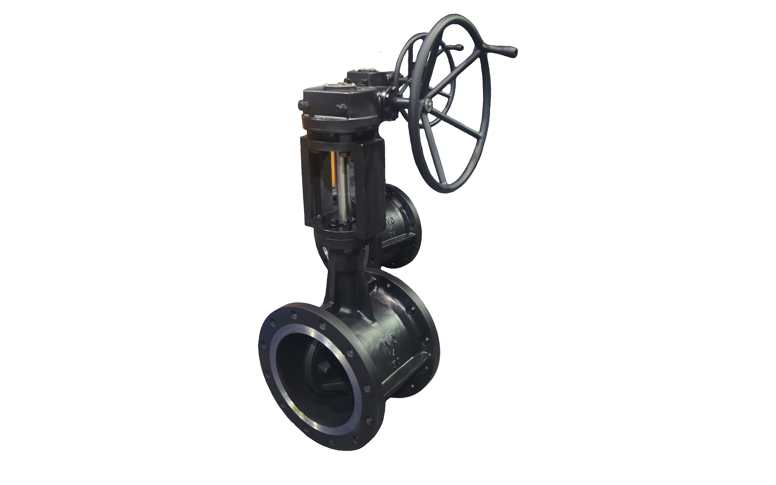 High Temperature Triple Offset Butterfly Valve